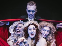 Test your vampire knowledge before Dracula: The Bloody Truth arrives in Birmingham