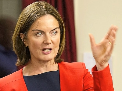 Telford MP Lucy Allan raises freehold residents' problems with housing minister