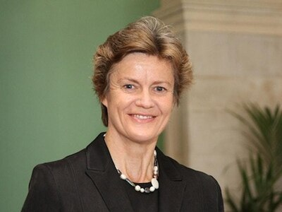 Dame Barbara Woodward appointed UK Ambassador to the UN in New York