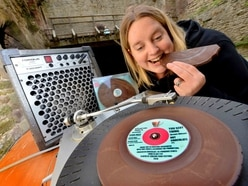 WATCH: Chocolate record unveiled at Ludlow Food Festival