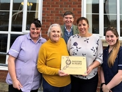 MP pays tribute to Ludlow care home staff