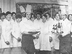 College days a feast of memories for catering students