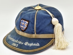 Bobby Moore cap set to fetch up to £10,000 at Shropshire auction