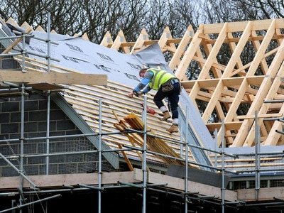 More than 80,000 affordable homes built in Scotland over last decade