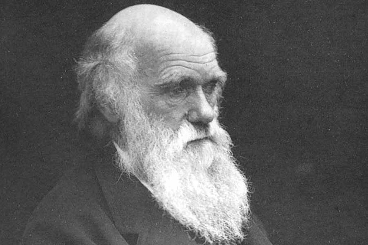 Shropshire-born Charles Darwin