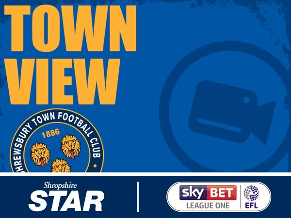 VIDEO: Richard Fletcher and Joe Edwards preview Shrewsbury Town's home clash against Portsmouth - WATCH