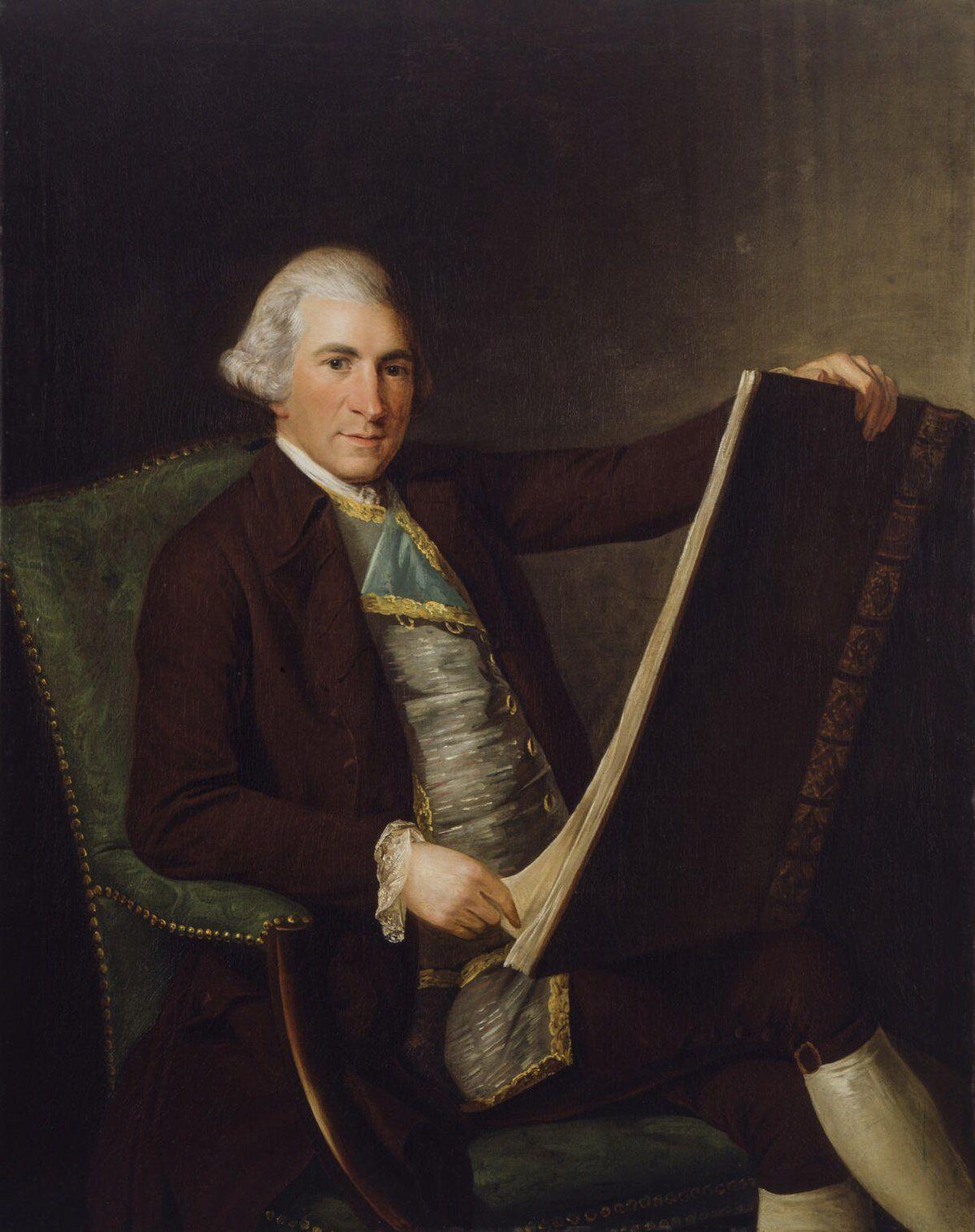 Robert Adam was a celebrated 18th century architect and interior designer