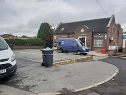 Telford bank robbery manhunt continues