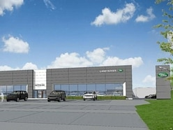 Shrewsbury JLR showroom and petrol station plan hit by further delay