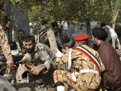 Elite Revolutionary Guard members killed in attack on Iran military parade