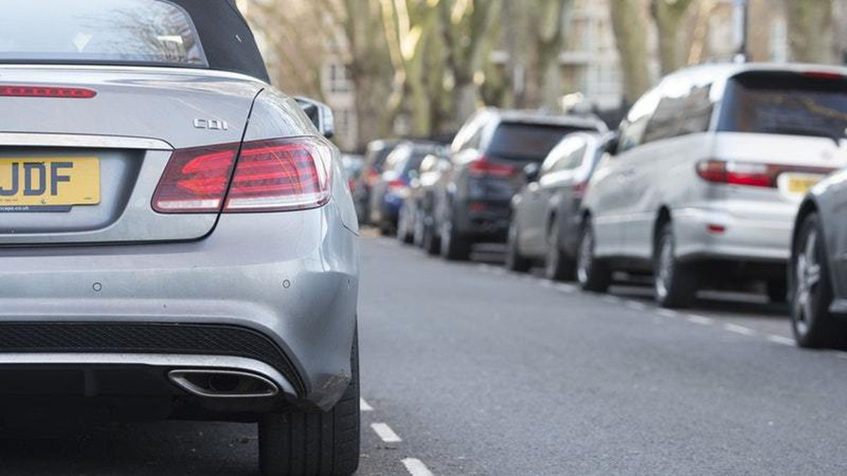 English councils made a record £819 million from parking charges last year