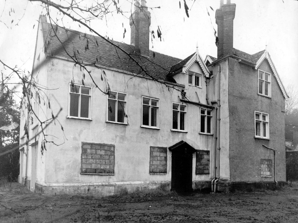 Upper House, Madeley, on December 15, 1966