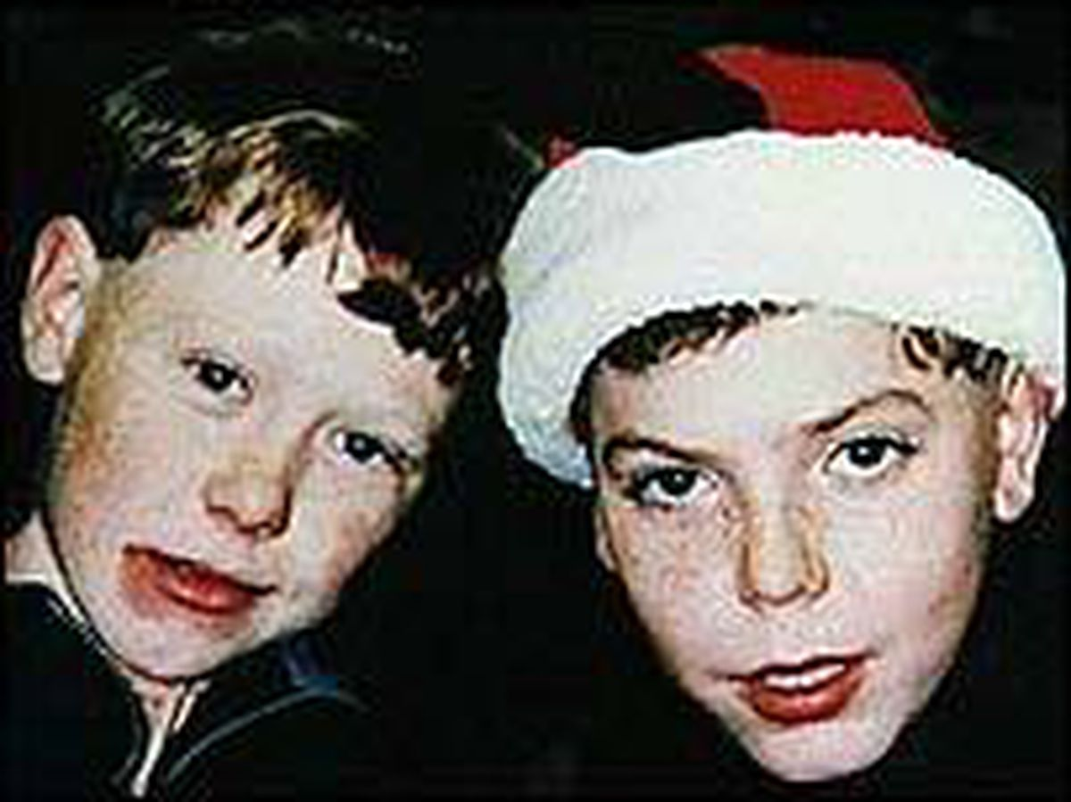 David Spencer, 13, left, and Patrick Warren, 11, disappeared in 2006