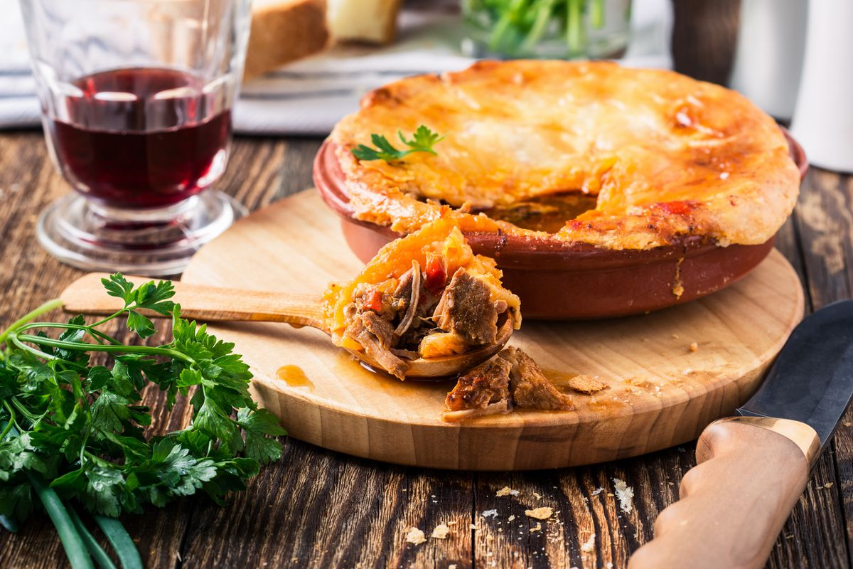 Top places for pie in the Midlands and Shropshire