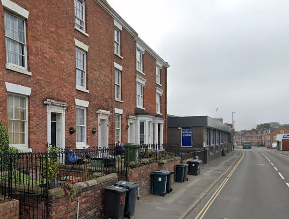 St Michael's Street, Shrewsbury. Picture: Google