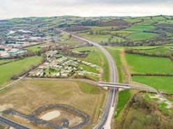Newtown bypass: Remember sacrifices made by community, says councillor