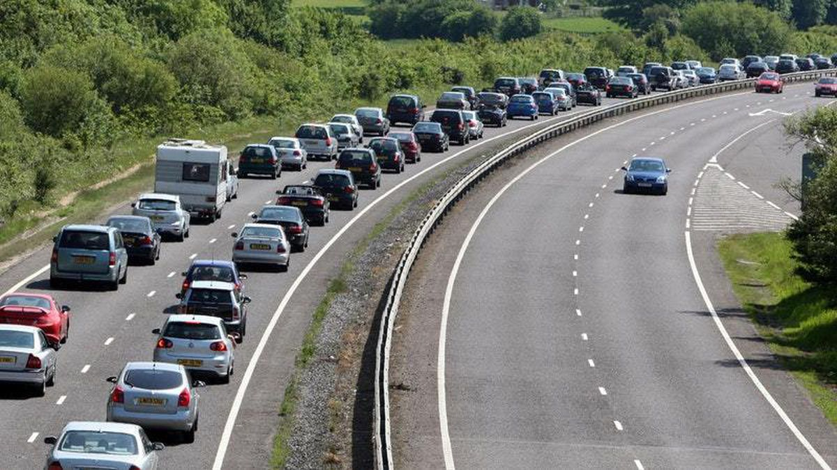 New 'expressways' set to ease congestion on UK roads in £30bn scheme