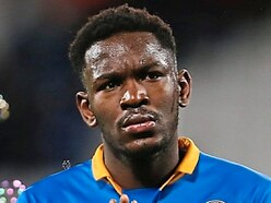 Shrewsbury boss Paul Hurst is confident Toto Nsiala will be OK after knee scare