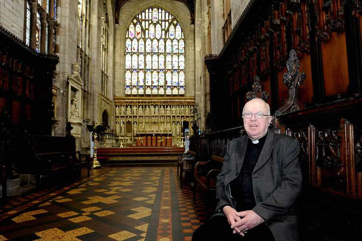 Church spotlight: St Laurence's Church in Ludlow - the Cathedral of the Marches