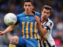 Shrewsbury Town 3 Rochdale 2 - Report and pictures