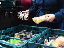 Ludlow Food Bank demand at highest ever level