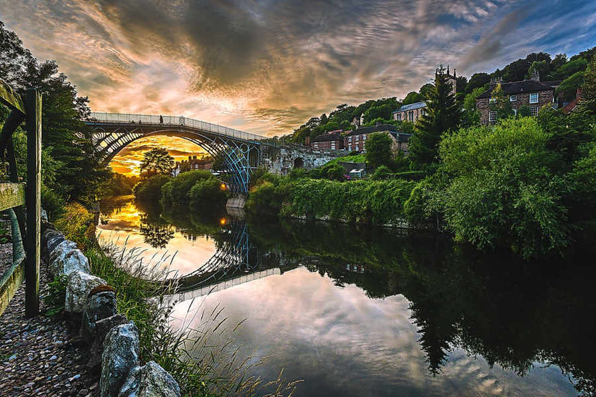 £1.25 million renovation for Shropshire's Iron Bridge