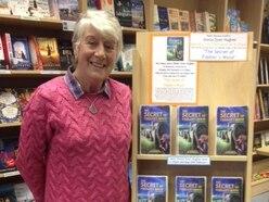 Church inspired Sheila's children's novel