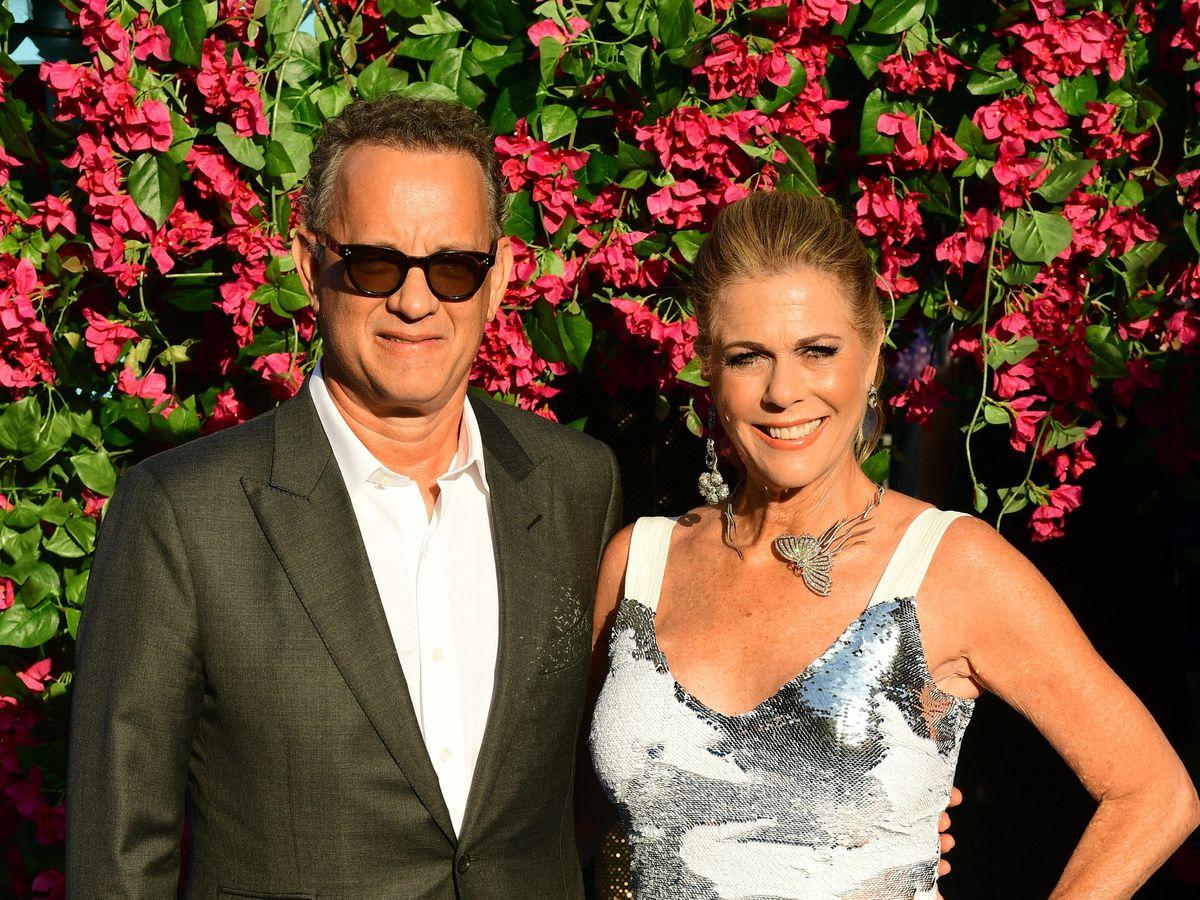Tom Hanks and Rita Wilson become Greek citizens, prime ...