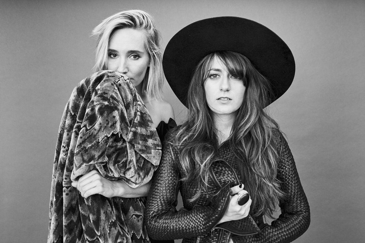 The Sisterhood: Ruby Stewart and Alyssa Bonagura