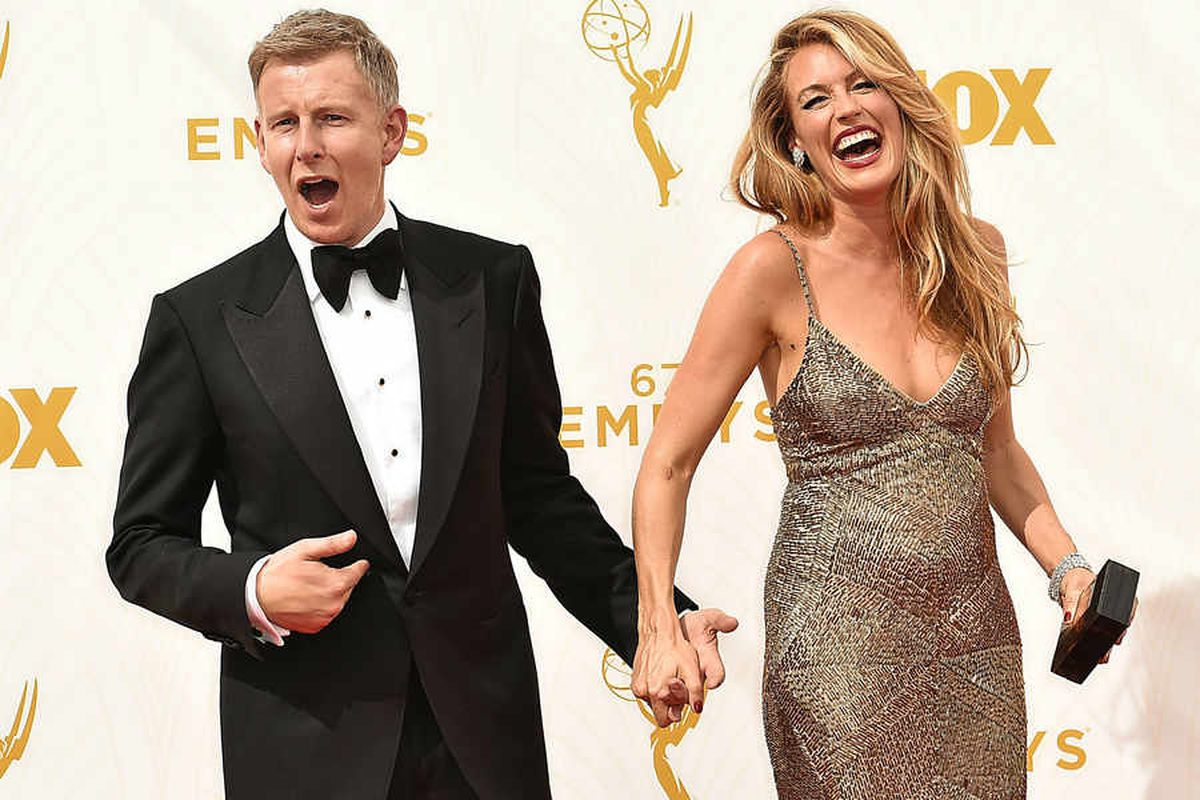 Patrick Kielty: 'I hope our baby looks like the wife!'