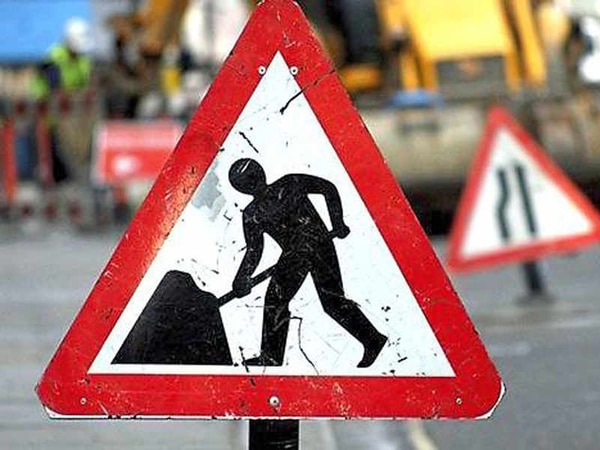 Bridge repairs close busy Shropshire hospital route for weeks