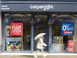 Carpetright shares fall on trading fears