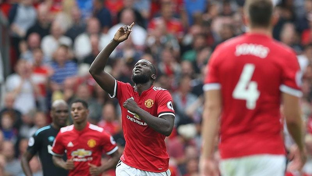 Debut double a dream come true for Lukaku
