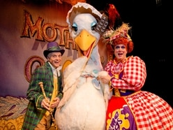 Mother Goose: Shrewsbury panto will have flying fairy and laughter - with video