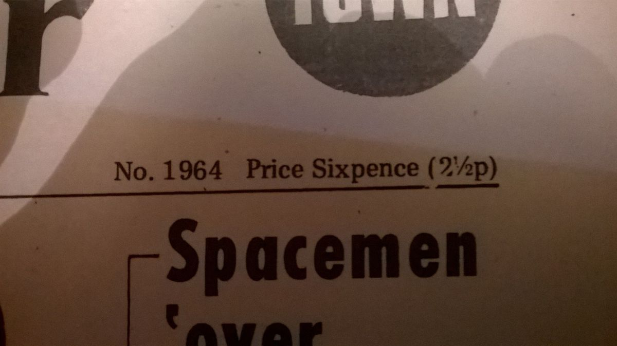Like many businesses, this newspaper operated a dual pricing scheme