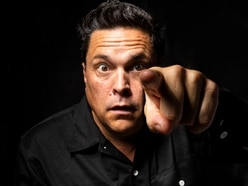 Dom Joly kicks off Midlands and Shropshire dates in Telford - review