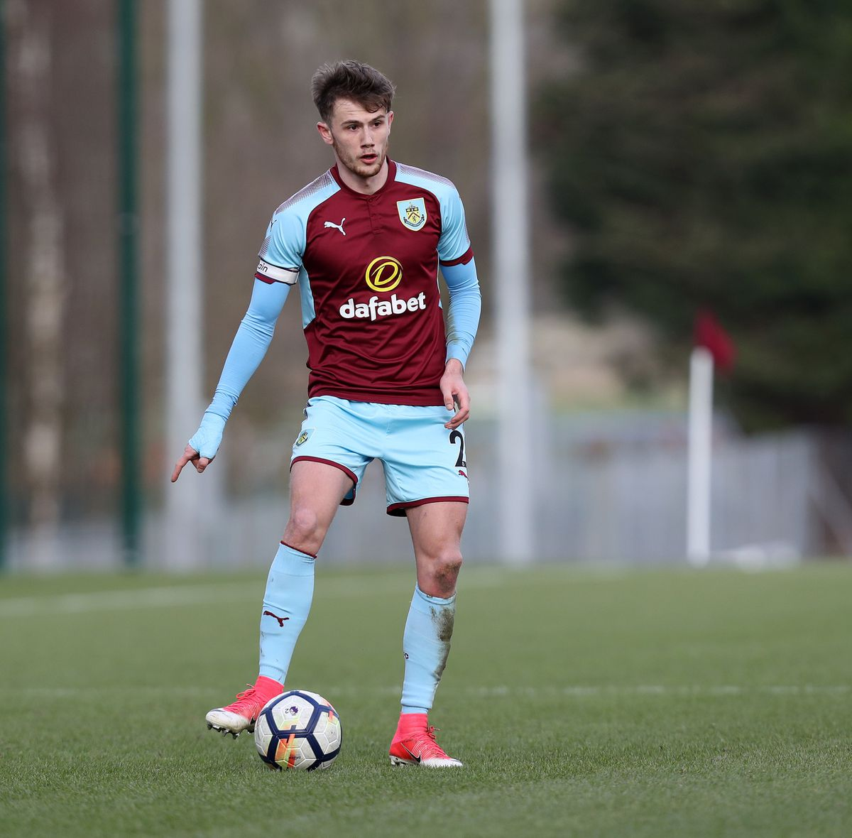 AFC Telford have completed the signing of former Everton and Burnley youngster Arlen Birch Pic: Lancashire Telegraph