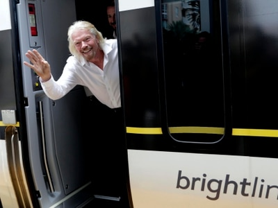 US passenger train company drops Virgin as partner