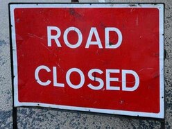 Delays as A5 in Oswestry closed