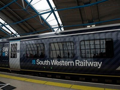 Over-running engineering brings Monday misery for South Western rail passengers