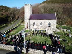 Final Battle's Over ceremony takes place on Rathlin Island