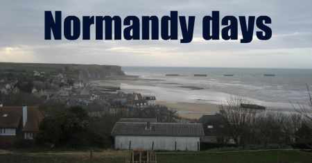 Andrew Owen Visits Normandy Ahead Of This Years 65th Anniversary The D Day Landings And Discovers A Region History Beautiful Countryside Fine