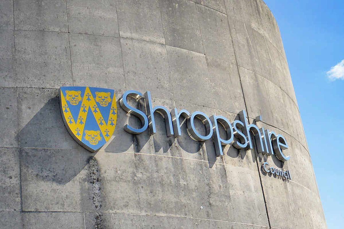 Shropshire Council set to sell off £50 million of assets