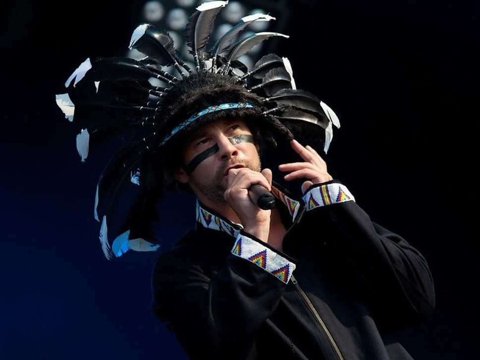 Jamiroquai one of the stars of Y Not Festival