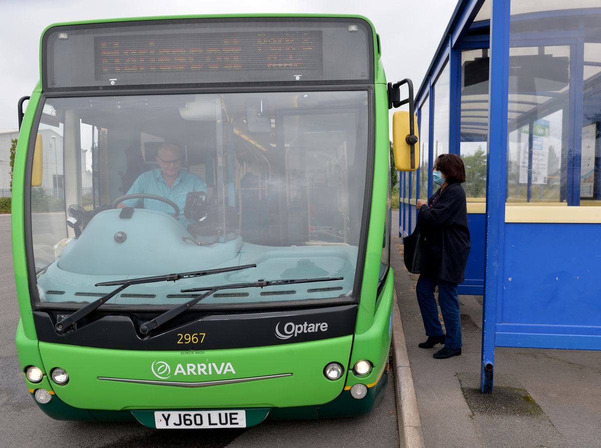 Shoppers will be able to park and ride for free in Shrewsbury but not Ludlow
