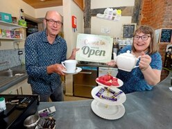 Whittington Castle preparing to reopen tea room as crowdfunder raises £11,000