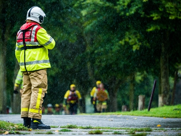 Woman rescued from River Severn in Shrewsbury