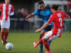 Brackley Town 3 AFC Telford 1 - Report and pictures