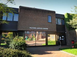 LAST PIC  /  DAVID HAMILTON PIC / SHROPSHIRE STAR 27/9/20 GV Telford Justice Centre, Telford..