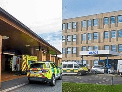 Shropshire hospitals have improved but must do more, says CQC